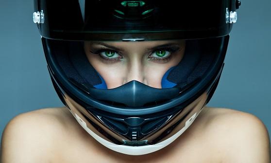 Equipement motard-casques