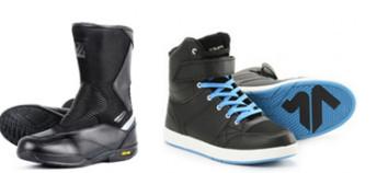 vente de chaussures Moto