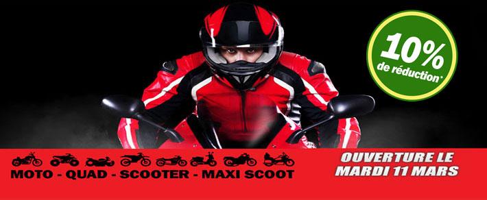 Ouverture garage moto sur pertuis adept 39 moto for Garage pertuis occasion
