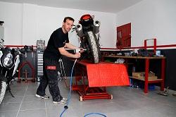 Partie Atelier : Adep't Moto