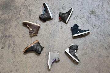 chaussures moto