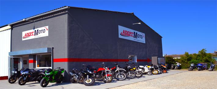 reparation moto garantie constructeur