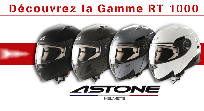 Casque Astone RT 1000