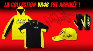 Vente collection VR46