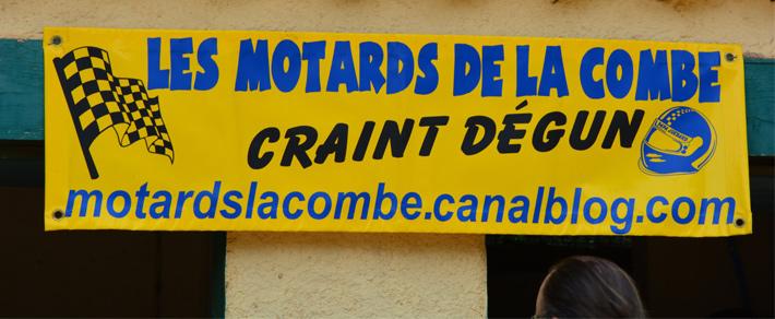 dimanche 13 septembre 2015 : balade moto + daube avec Les Motards de la Combe