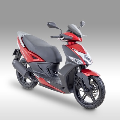 scooter kymco agility rouge