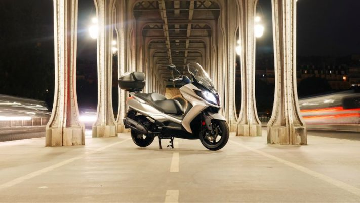 Scooter 125 Kymco Pertuis
